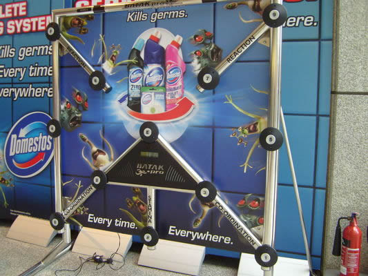 Batak Game hire for events in Manchester