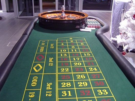 Mobile Casino Night hire