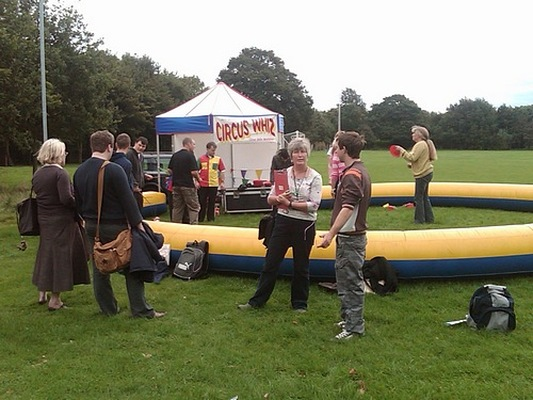 Circus Skills Workshops Hire