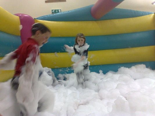 Foam Party Machine hire