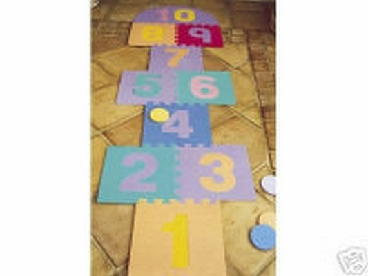 Hopscotch Outdoor Game hire