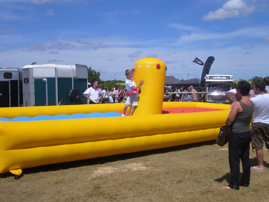 Inflatable One on One Eliminator hire