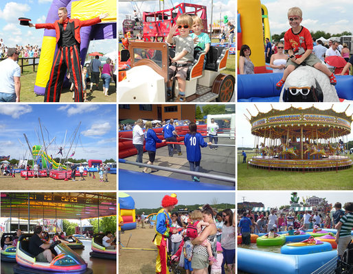 Family Fun Day Game Hire