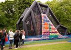 Free Fall Slide Hire