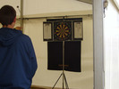Portable Dartboard